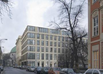 Hochtief ma pozwolenie na budowę dla Placu Małachowskiego