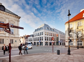 Plac Zamkowy – Business with Heritage - sublease