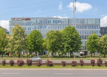 GTC sprzedaje Platinium Park