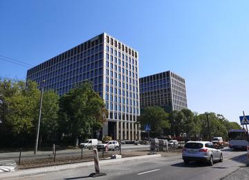 Podium Park B jednym z najbardziej ekologicznych biurowców w Polsce