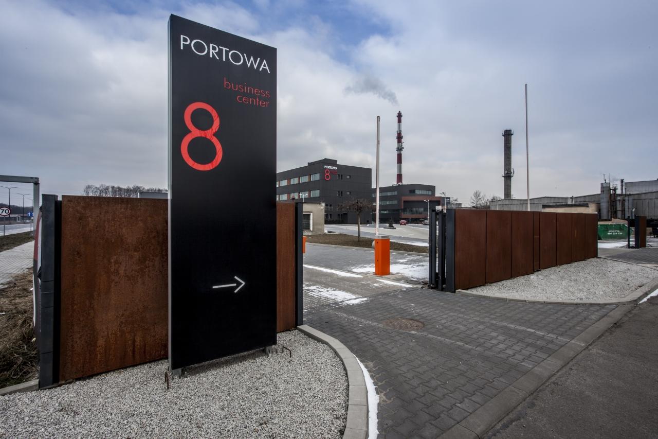 Portowa 8 Business Center A