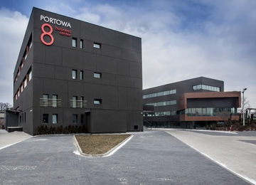 Portowa 8 Business Center B