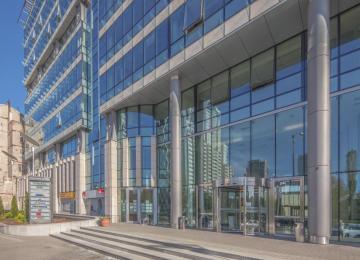 Prosta Office Centre z zielonym certyfikatem