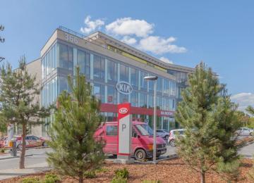Kia Motors zmienia siedzibę
