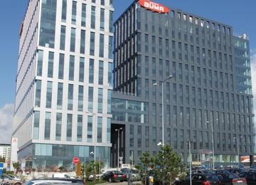 Quattro Business Park z BREEAM