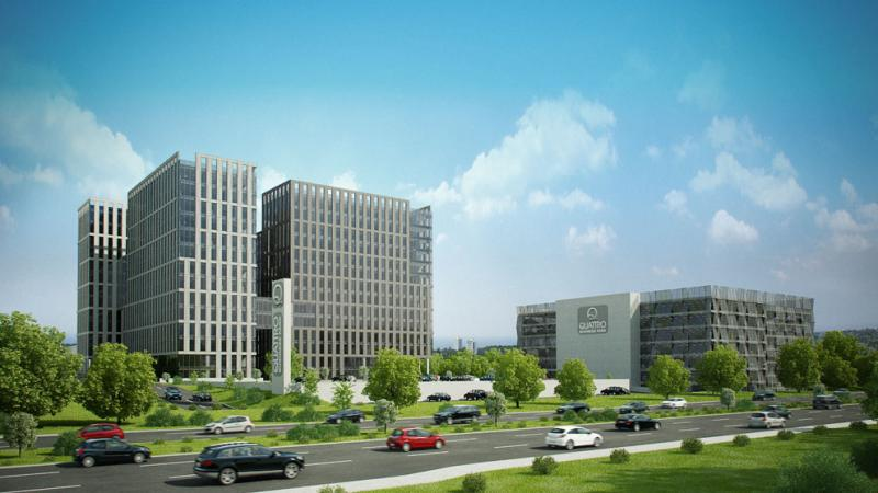 Quattro Business Park D