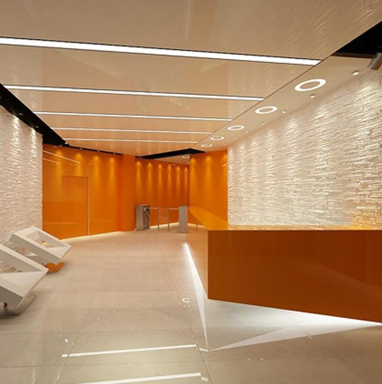 Wnętrze budynku biurowego