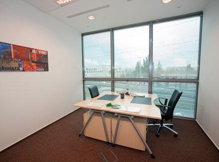 Małe biuro do wynajęcia