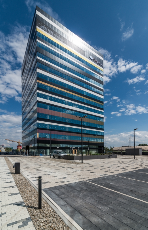Regus Silesia Business Park B