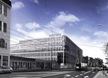 Kolejny projekt biurowy we Wrocławiu