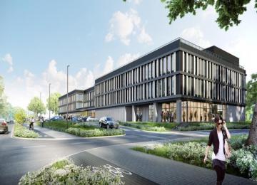 Nowy kompleks biurowy w Wilanowie