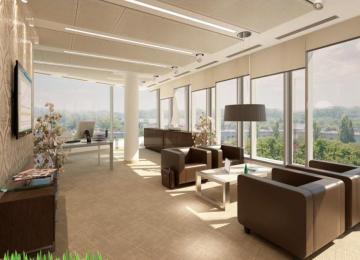 Nowe biuro Lindt & Sprüngli