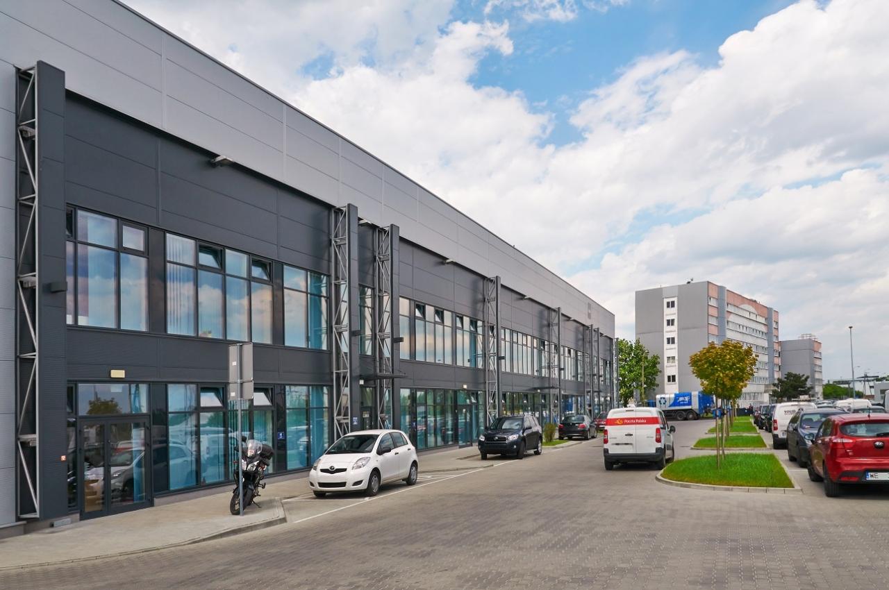 Segro Business Park Warsaw Okęcie Phase I