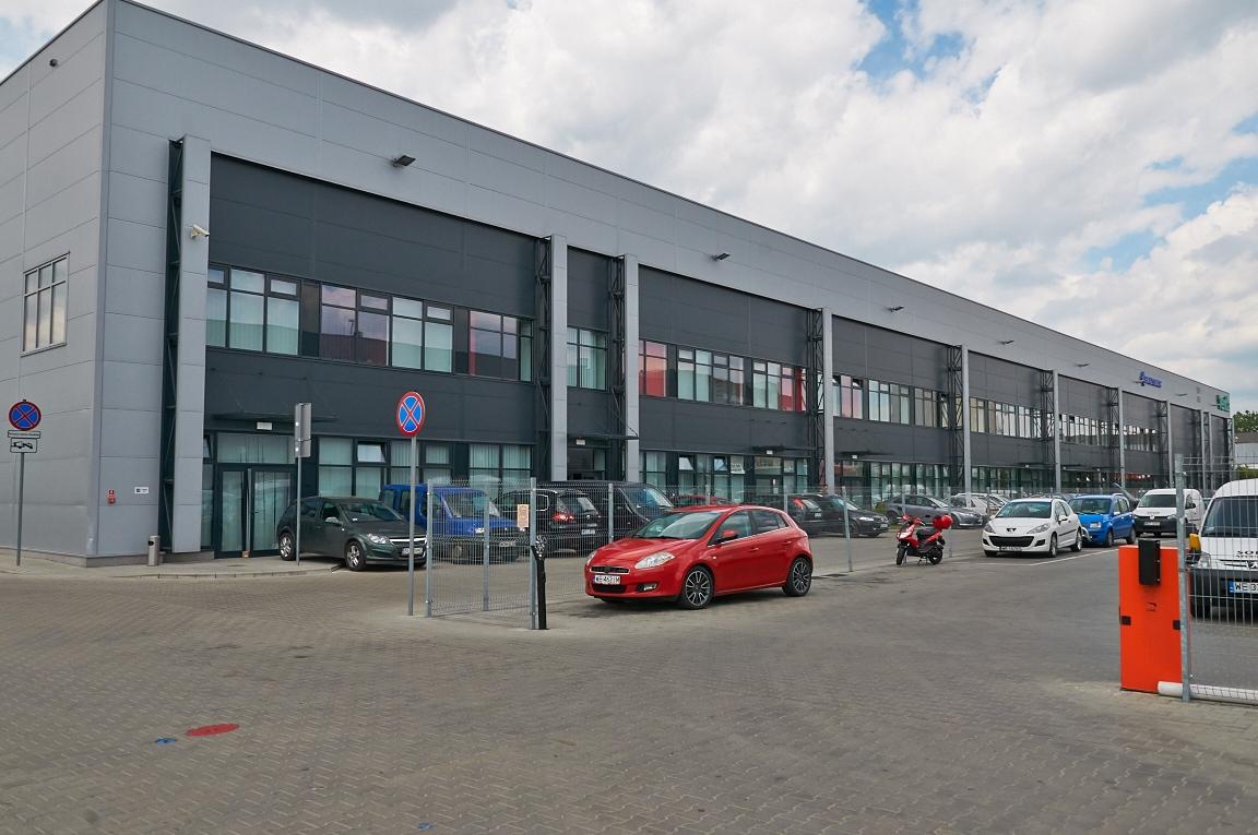 Segro Business Park Warsaw Okęcie Phase II