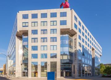 Sienna Center zdobywa zielony certyfikat