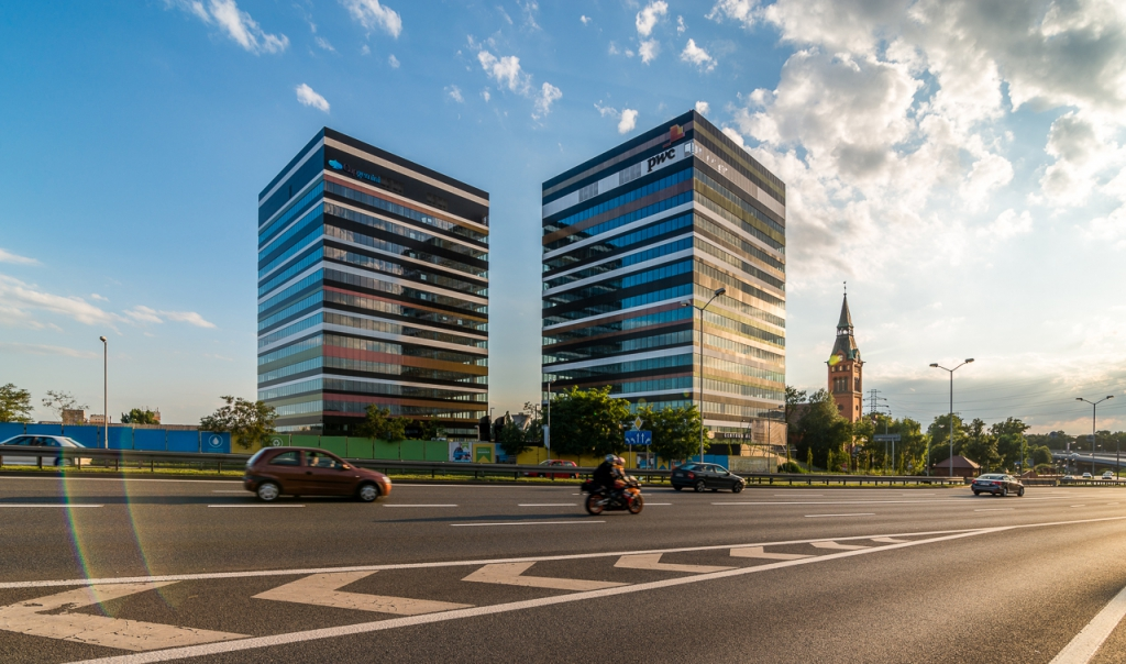 Silesia Business Park A