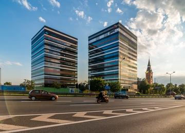 Pozwolenie na użytkowanie dla Silesia Business Park B