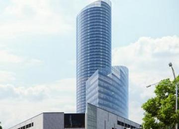Sky Tower najwyższy w Polsce