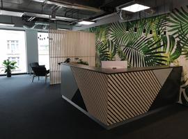 SmartOffice Retro Office House