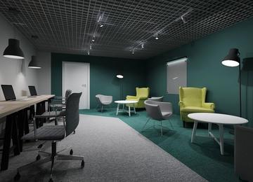 SmartOffice Silesia Star II
