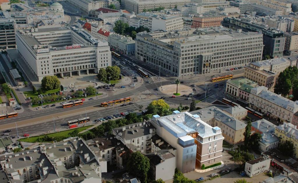 Lokalizacja budynku biurowego