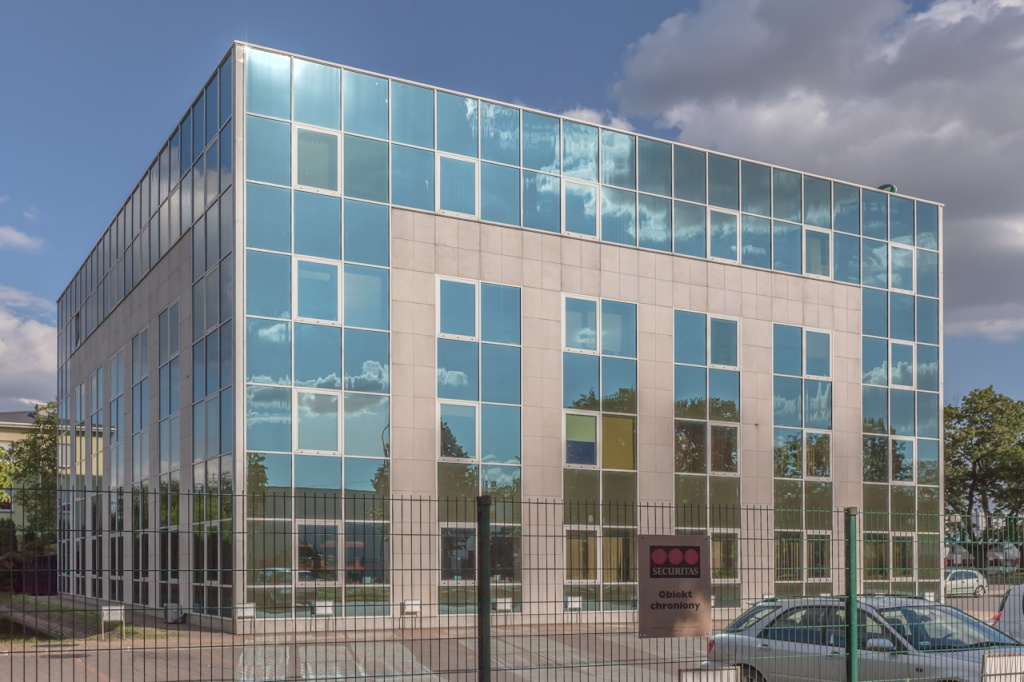 Office space renting - picture of facade