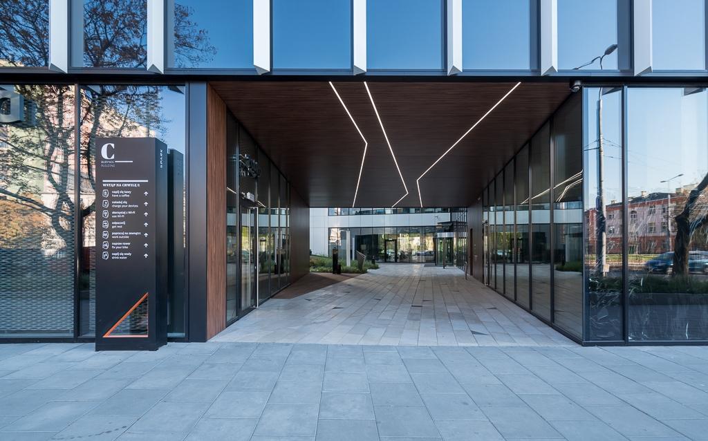 Zdjęcia zewnętrza budynku