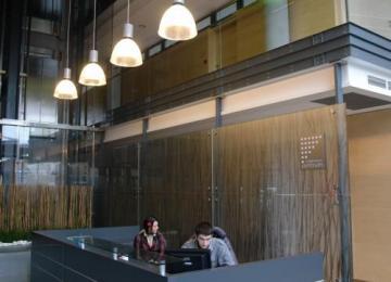 Nowy biurowiec w Gdyni