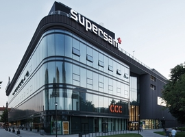 Supersam 2nd and 3rd floor - podnajem