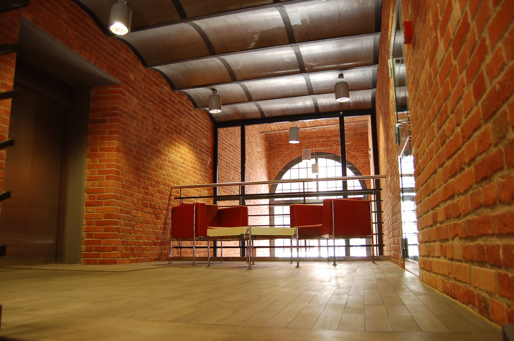 Synergia budynek A, B, oficyna B
