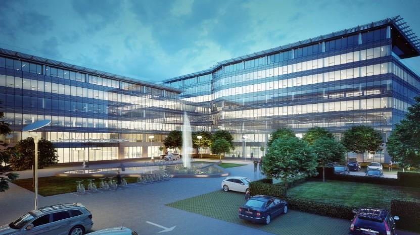 Budynek biurowy - przestrzeń biurowa do wynajęcia