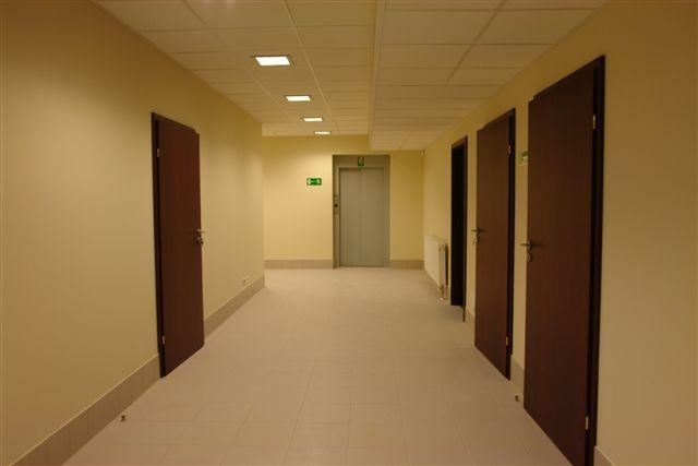 Temida II - corridor