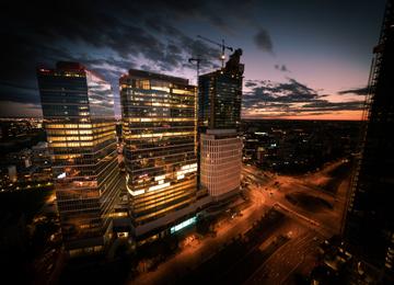 The Warsaw HUB oraz Warsaw UNIT najbezpieczniejszymi budynkami na świecie