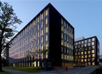 Kolejny biurowiec w Łodzi otwarty