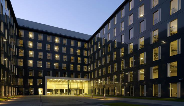 University Business Park I