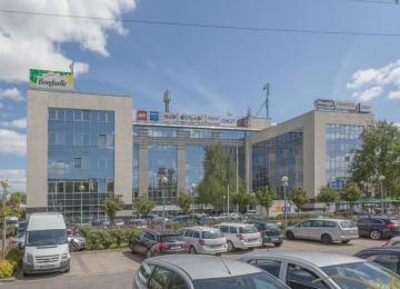 Drugi etap Ursynów Business Park