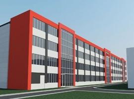 Urząd Skarbowy / Jotes Business Park