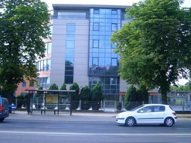 Vega Centre (Grabiszyńska Office Center)