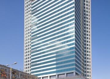 Zielony certyfikat LEED dla Warsaw Financial Center