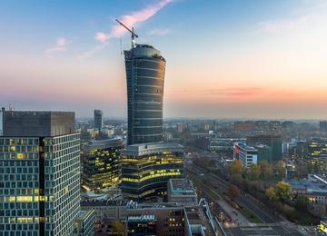 Nowa restauracja w Warsaw Spire