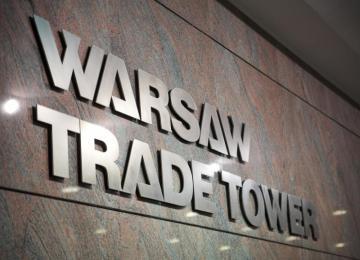 Axa zostaje w Warsaw Trade Tower