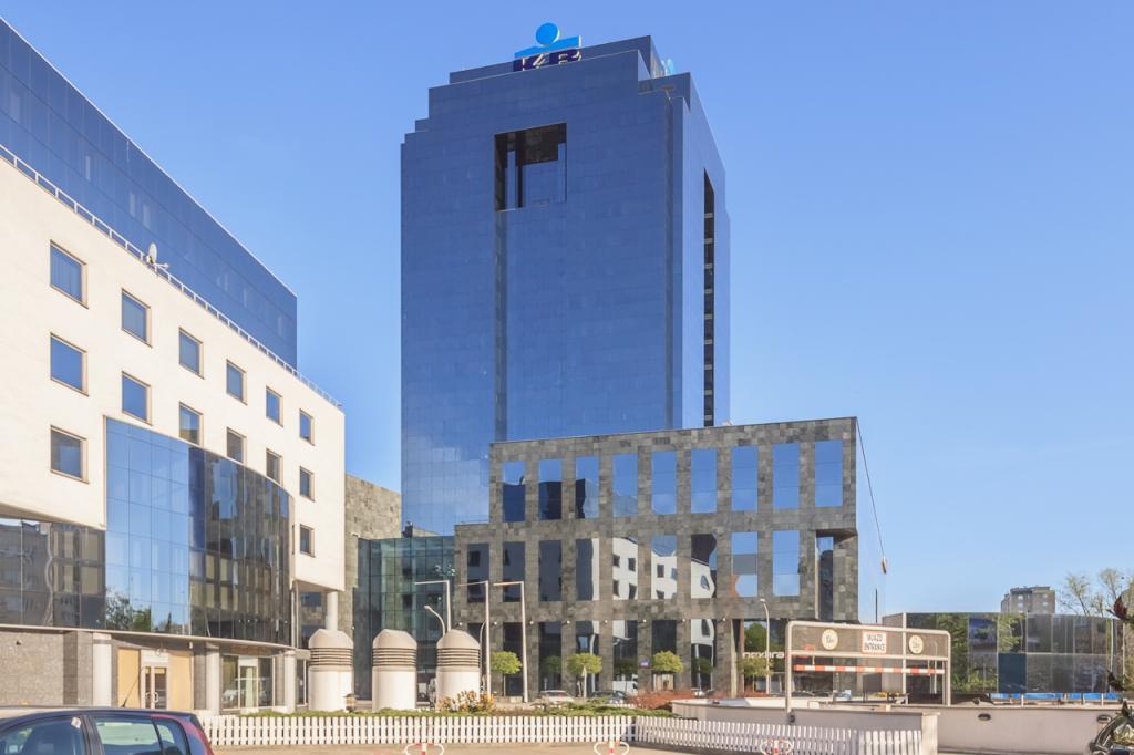 Fasada biurowca