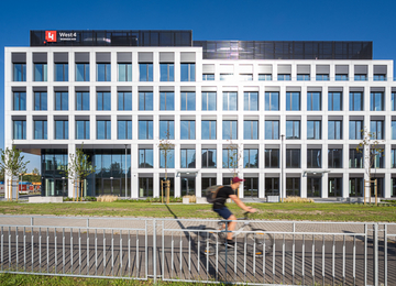 Wrocławski West 4 Business Hub nie zwalnia tempa