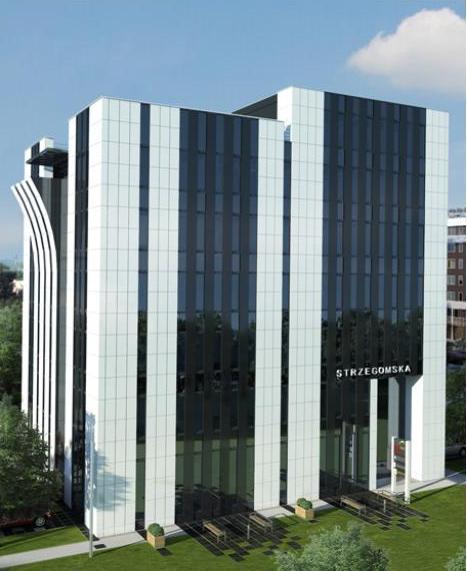 West Business Center (Ultranet) rozbudowa