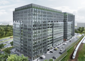 BREEAM dla West Station