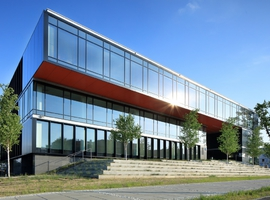 Wilanów Office Park - BE THE ONE