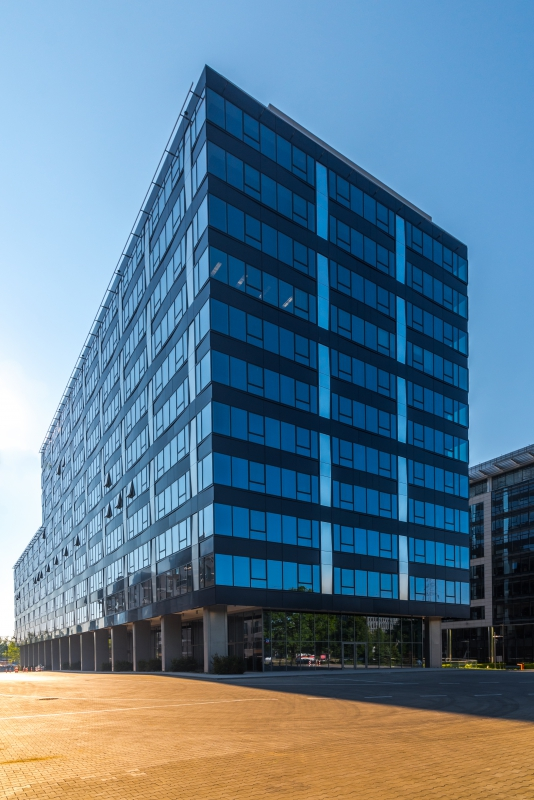 Office building - offices to let