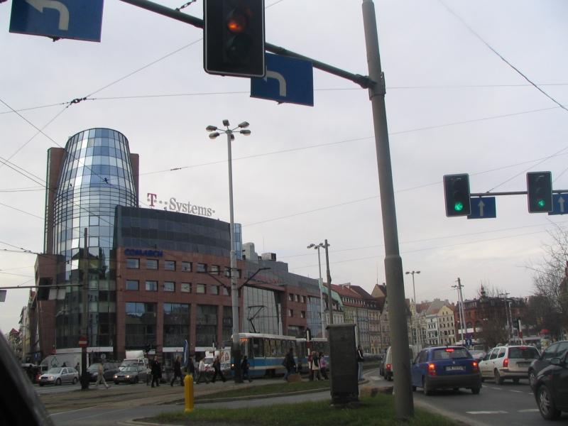 Wratislavia Tower