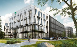 BEST S.A. to lease 2,000 sq m of office space in EURO STYL's Tensor complex in Gdynia