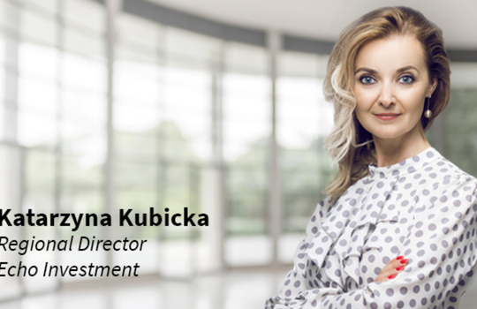 Nowy standard Echo Investment - PureOffice